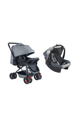 Travel Sistem Bebek Arabası Seyahat Sistem Bebek Arabası Gri / ARS025