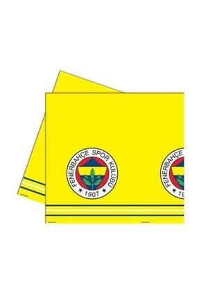 Fenerbahçe Masa Örtüsü+kanarya Masa Örtüsü+sarı Lacivert Masa Örtüsü PF35298