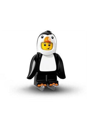 Minifigür - Seri 16 - 71013 - Penguin Boy penguin