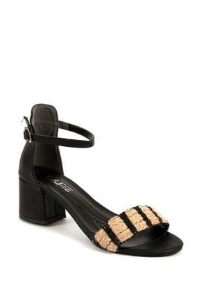 Kadın Topuklu Sandalet Ayakkabı CDO2701