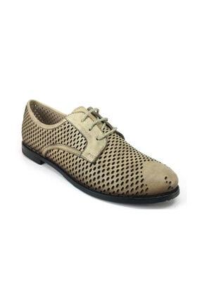 3240 Mammamia Günlük Kadın Ayakkabı 033 D19YA-3240 Bej