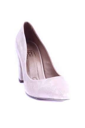 Ten Lazer Rugan Kadın Topuklu Ayakkabı 1301-1609