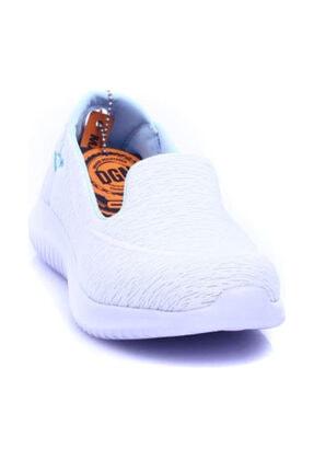 Beyaz Beyaz Kadın Ayakkabı 205-1-1173