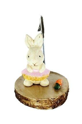 Kız Tavşancık Kağıt Tutacağı 126kt