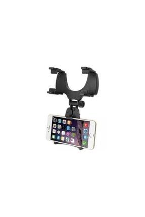 Araç Içi Dikiz Ayna Telefon Tutucu Takılan Gps Navigasyon Tutacak telefontutucu10