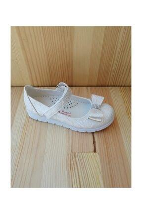 Kız Çocuk Kalın Topuklu Ayakkabı 1613