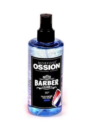 Ossion Master Wave Profesyonel Kolonya 80 Derece Erkek Parfüm Sprey Kolonya 300 ml ossion