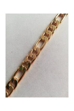 Gold Renk Zincir Bileklik 00005