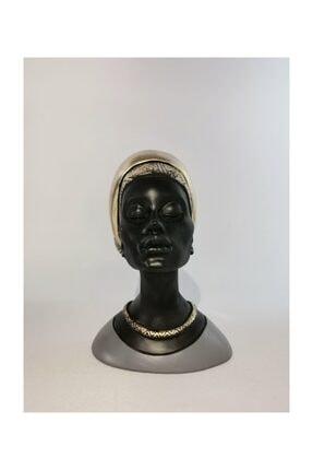 Afrikalı Kadın Biblo