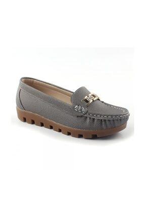 Platin prada Çocuk Ayakkabısı 444_FAG 0336-19627