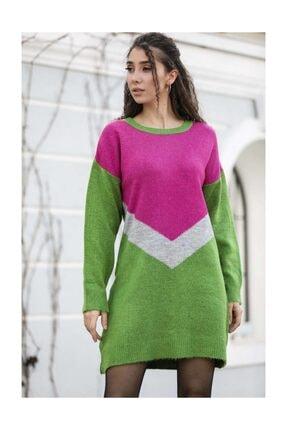 Kadın Triko Elbise TNK0407K1170