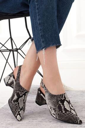 Kadın Topuklu Ayakkabı A202YSTM0016