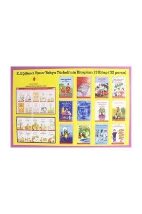 Yahya Türkeli'nin Kitapları (13 Kitap Takım) 576102