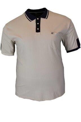 Erkek Büyük Beden  T-Shirt GCHIEF601
