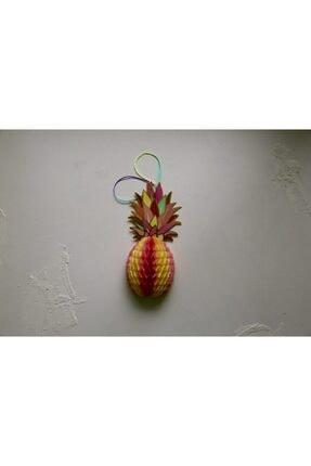 Pembe Ananas Şeklinde Asma Süs TRPK0028