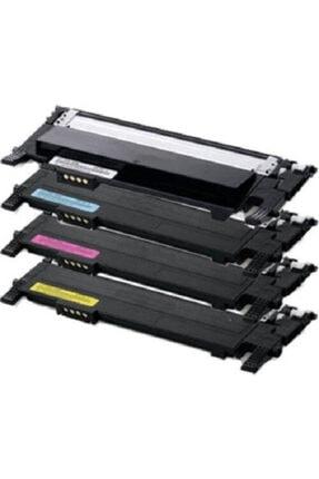 Samsung Clp360-clp365-clx3305-sl C410-sl C460 Takım Muadil Toner SRD-TKM-K406