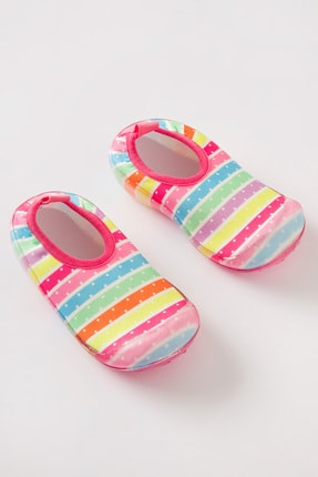Renkli Kız Çocuk Magic Ayakkabı PYGWFWEU20IY-CLR
