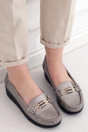 Kadın Dolgu Topuklu Ayakkabı A202YGNL0002