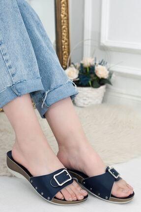 Kadın Dolgu Topuklu Terlik A202YCVD0003