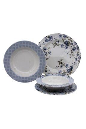 Prestige Porselen 24 Parça Yemek Takımı 70017 58YMT000003