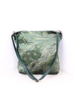 Kadın Kadife Omuz Çantası çanta 17