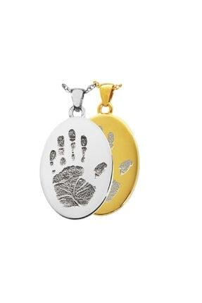 El Desenli Gümüş/altın Kolye Özel Gün Hediyesi 657419657