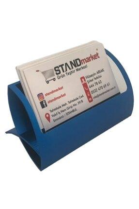 Kartvizitlik Metal Mavi STD1001213