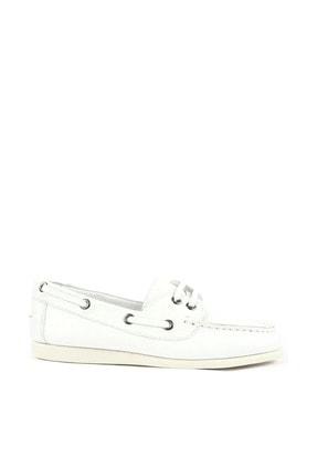 Beyaz Kadın Ayakkabı 221-146