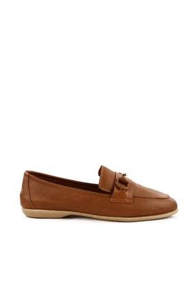 Taba Kadın Ayakkabı 1020-146