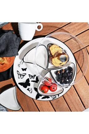 Serpme Kapaklı Kahvaltı Takımı HDY049