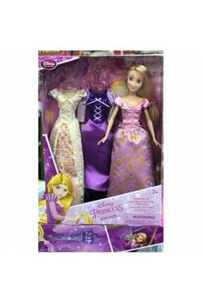 Disney Prenses Rapunzel Bebek Kıyafet Setli Bebek 562168863