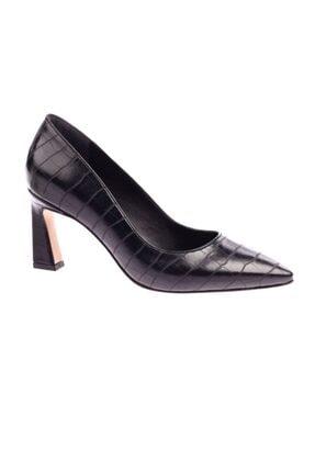 Le Scarpe 302 Bayan Sivri Burun Parmak Dekolteli Topuklu Ayakkabı 20y 302-1529