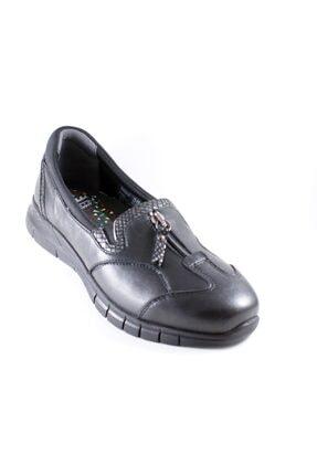 Kadın Deri Ortopedi Ayakkabı 29444 ALK029444Z