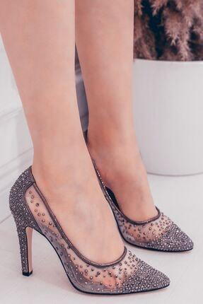 Kadın Abiye Ayakkabı A202YSML0007