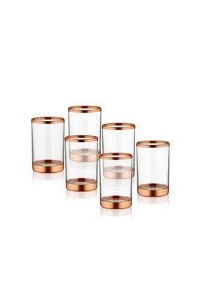 Glam Kahve Yanı Su Bardağı Bakır GLM0014