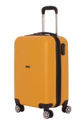 Abs Valiz Orange Kabin Boy - V360 S20SY100060001355