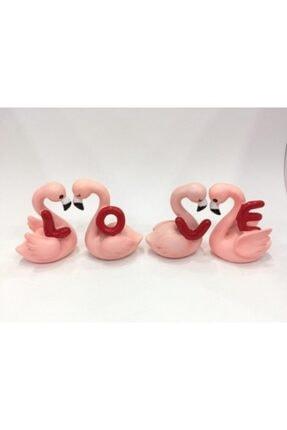 Flamingo 4'lü Set Love Biblo omr320a