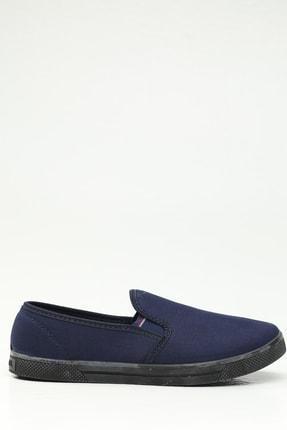 Erkek Lacivert  Keten Ayakkabı R110003-LACİVERT