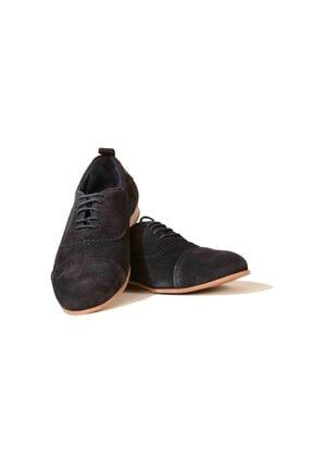 Erkek Lacivert Süet Ayakkabı 341300000