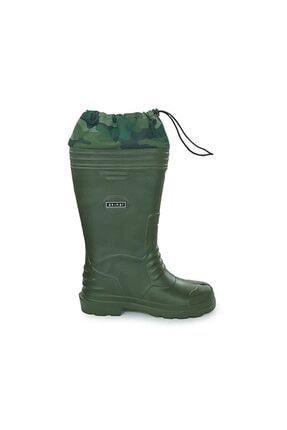 Eva Çizme Çoraplı Konçlu Çizme 013.005