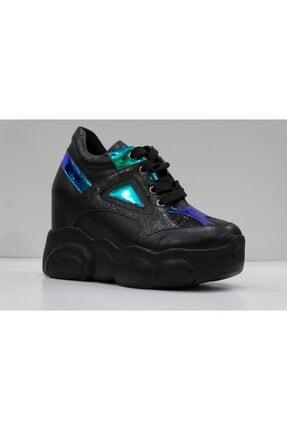 Kadın Dolgu Topuk Ayakkabı Mshrspor0010