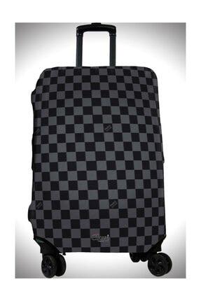 Valiz Kılıfı Bavul Kılıfı Renkli Desenli Büyük,orta,kabin Boy vlkc-18