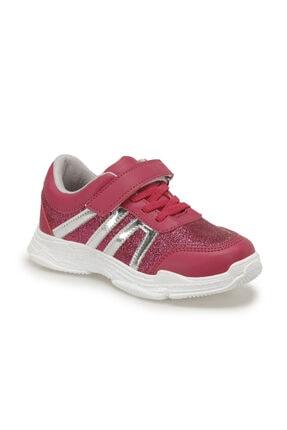 Kız Çocuk Fuşya İnci Ayakkabı INCI