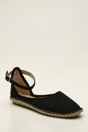 Siyah Kadın Sandalet 5012-20-123012