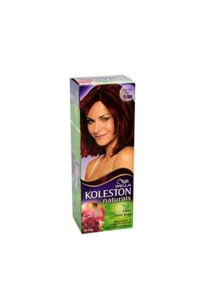 Naturals Saç Boyası 5/66 Mürdüm Kızılı 4056800765997