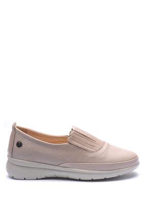 191560 Vızon Kadın Deri Comfort Ayakkabı BUL-191560