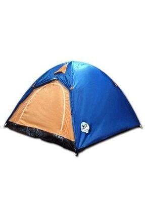 6 Kişilik Kolay Kurulumlu Kamp Çadırı 6KKÇ