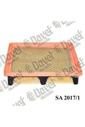Hava Filtresi Civic 96-00 Cerceveli-7220P1Ke00, 17220P2J003, 17220P2M505, SARDES-SA20171