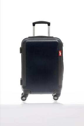 Lacivert Unisex Kabin Boy Valiz 8681379477437