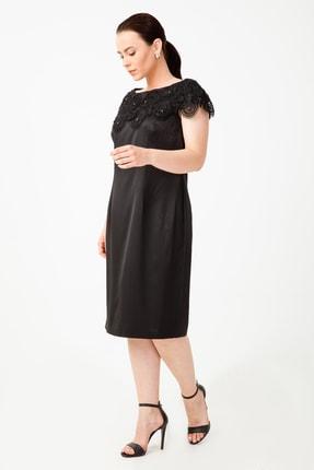 Kadın Dantel Detaylı Elbise 20Y.EKL.ELB.06504.1